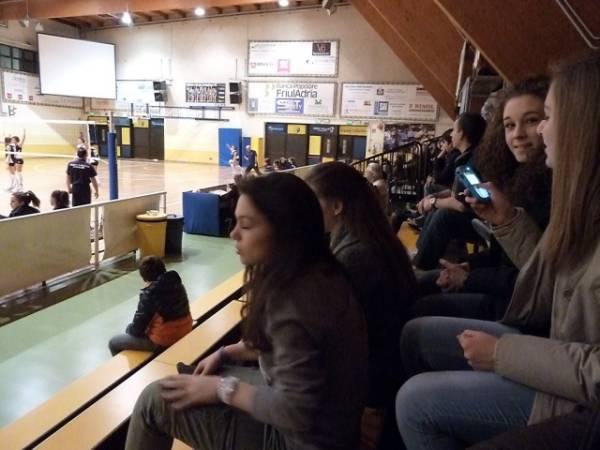 Supporters in trasferta